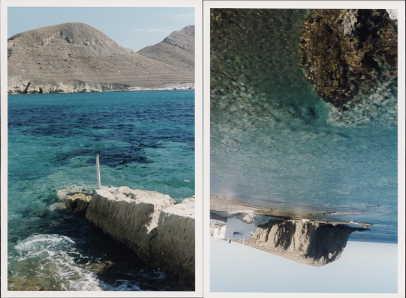 1995 Almeria extérieur duo (Cabo mer)